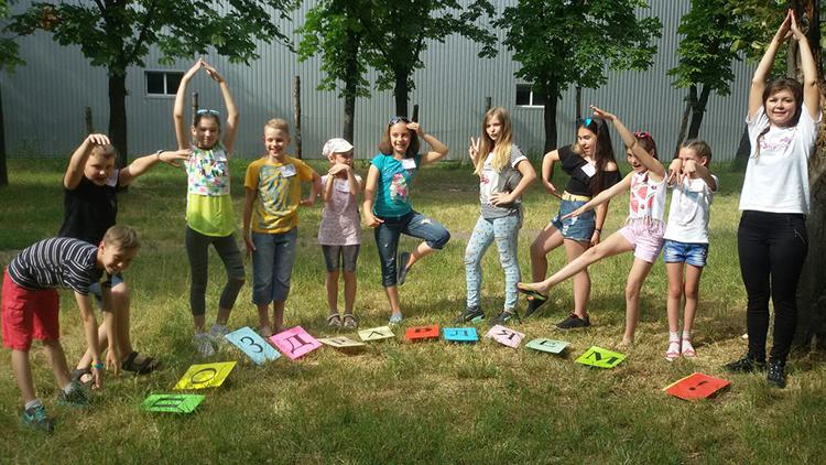 Активные игры для подростков 10-12 лет
