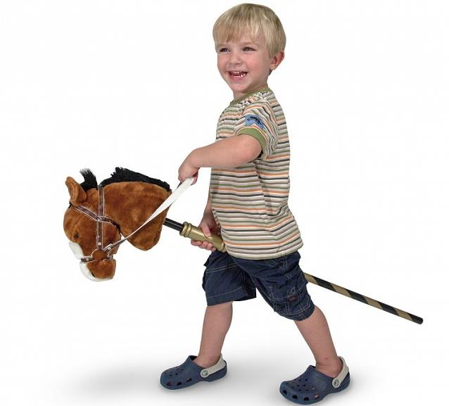 Игра Лошадки для 3-4 лет