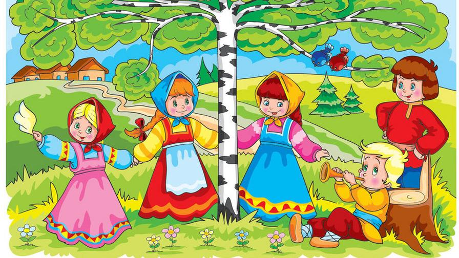 Русские народные хороводные игры